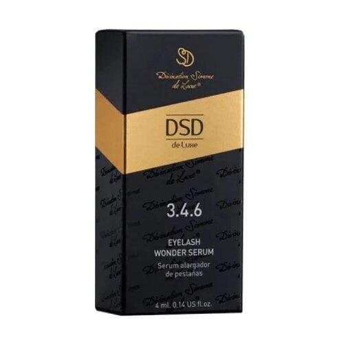 DSD de Luxe Сыворотка для роста ресниц 3.4.6 Eyelash Wonder Serum