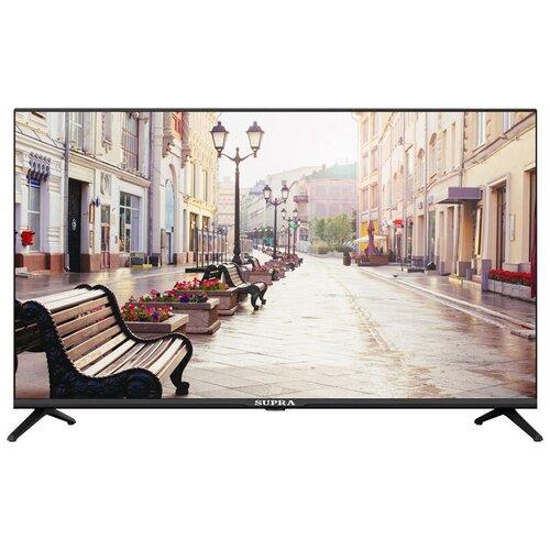 Фото - Телевизор SUPRA STV-LC43LT00100F 43 (2020), черный телевизор supra stv lc40st0075f 40 2020 черный