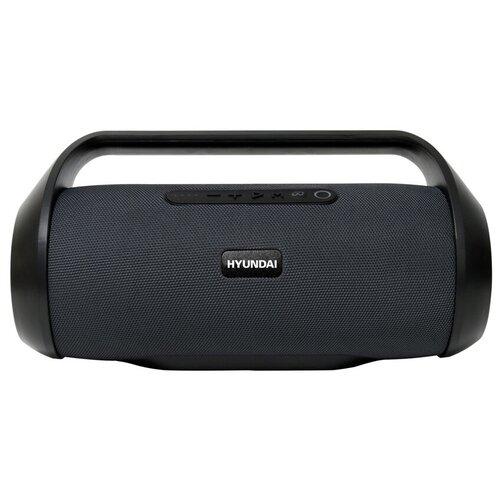 Портативная акустика Hyundai H-PAC420, черный