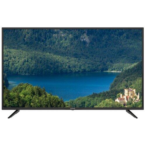 Фото - Телевизор DIGMA DM-LED43UQ31 43 (2020), черный цифровая фоторамка digma pf 922 9 черный [pf922bk]