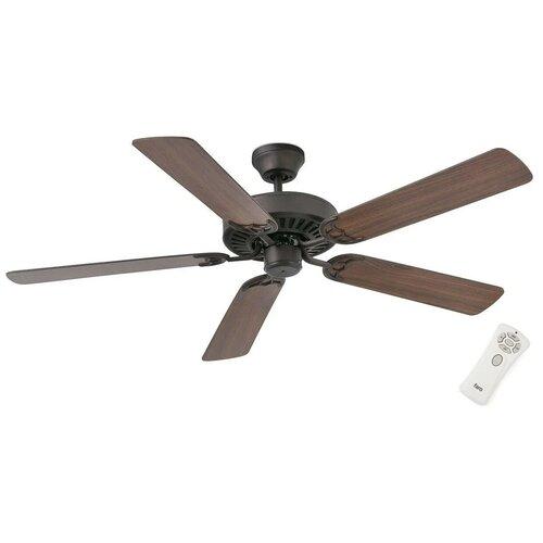 Потолочный вентилятор Faro Barcelona Aloha (33710FAR), brown