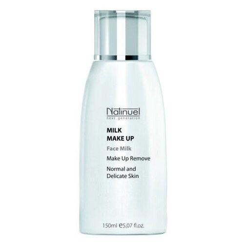 Natinuel / Milk Make up / Молочко для снятия макияжа, 150 мл