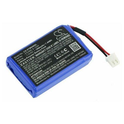 Аккумулятор для сатметра Satlink WS-6908 WS-6932 (F03409)