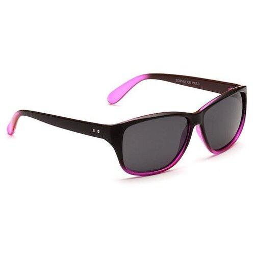 Солнцезащитные поляризационные очки для вождения авто Eyelevel Sophia фиолет