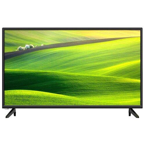 Фото - Телевизор Erisson 43FLEK81T2 43 (2020), черный телевизор vekta led32 ld 32sr4215bt