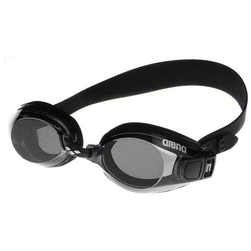 Фото - Очки для плавания arena Zoom Neoprene 92279, black/smoke/black очки для плавания arena zoom neoprene 92279 black clear black