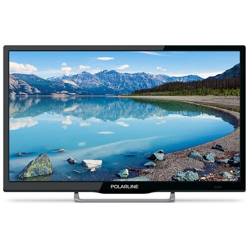 Фото - Телевизор Polarline 24PL51TC-SM 24 (2019), черный led телевизор polarline 32pl14tc sm