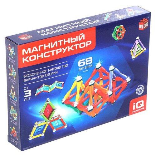 Конструктор UNICON Magical Magnet 1387368 Необычные фигуры