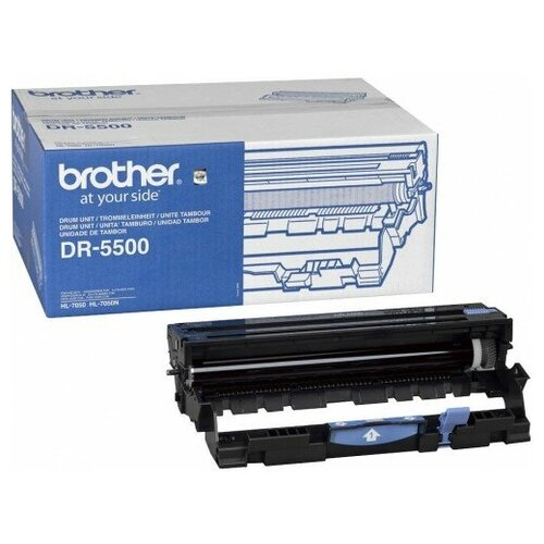Фото - Фотобарабан Brother DR-5500 фотобарабан brother dr 5500
