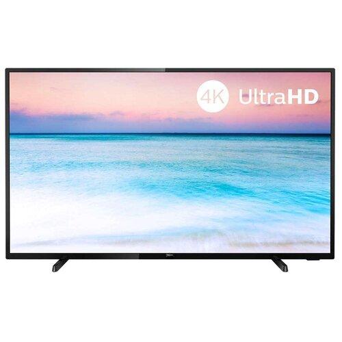 Фото - Телевизор Philips 50PUS6504 49.5 (2019), черный телевизор philips 32phs6825 32 2020 черный