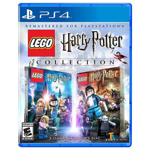 Игра для PlayStation 4 LEGO Harry Potter Collection английский язык