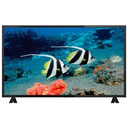 Фото - Телевизор Erisson 43FLM8030T2 43, черный телевизор erisson 43flm8000t2 43 full hd