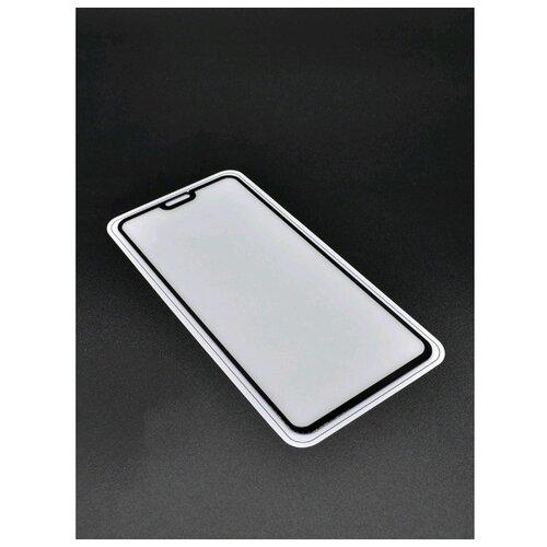 Защитное стекло Innovation 2D для Huawei Honor 8X полный клей черное 4560133