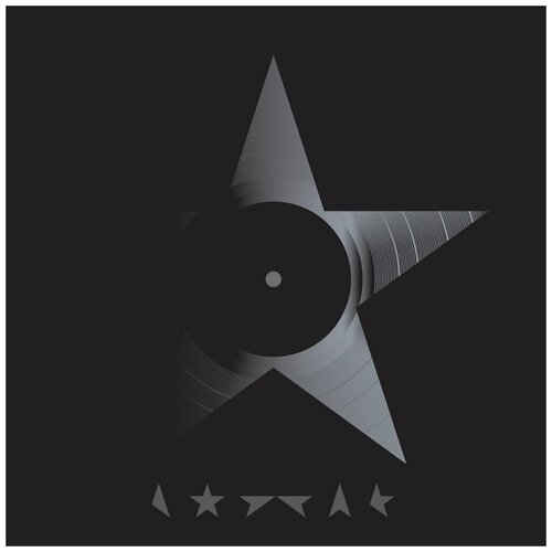 David Bowie. Blackstar (LP) david brackett interpreting popular music