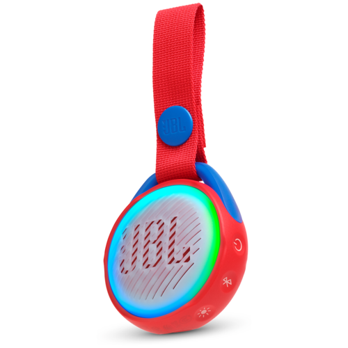 Портативная акустика JBL JR POP, Apple Red