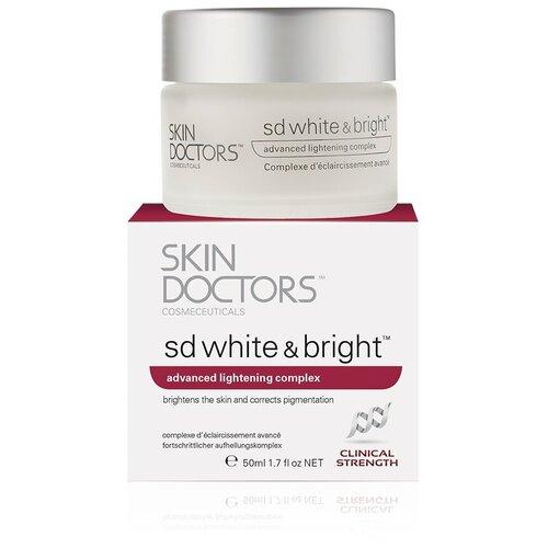 Купить Skin Doctors SD White and Bright Отбеливающий крем для лица, 50 мл