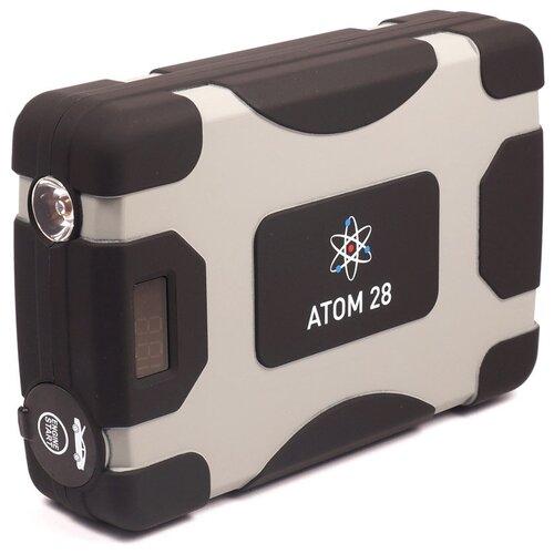 Пусковое устройство Aurora Atom 28 серебристый/черный