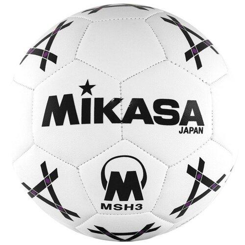 Мяч для гандбола Mikasa MSH 3 белый/черный