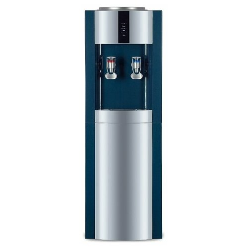 Напольный кулер Ecotronic V21-LE green/silver