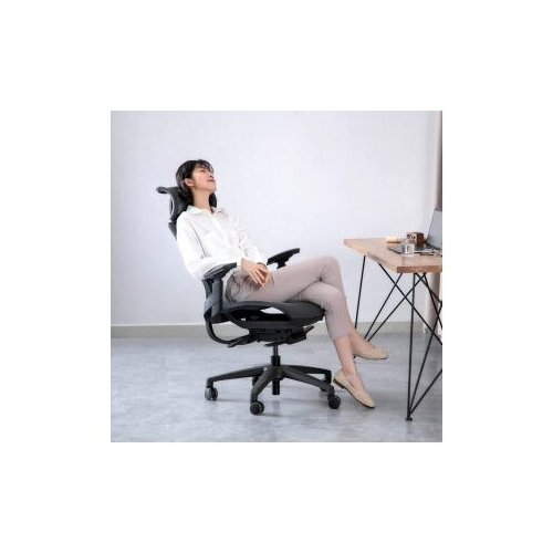 Ортопедическое офисное кресло Xiaomi Youran No.1 Ergonomic Chair 8H Efficiency Grey