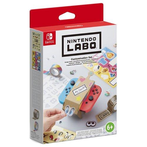 Nintendo Labo комплект Дизайн разноцветный