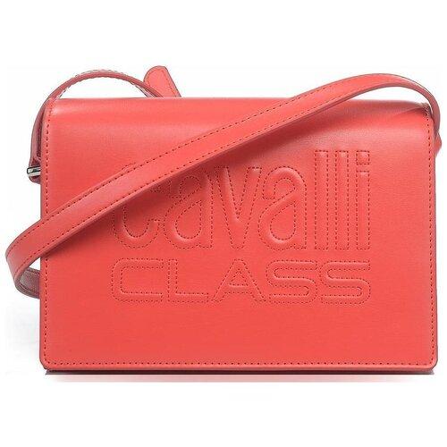 Сумка-клатч женская Cavalli Class C92PWCED0022060 red Viviane 002