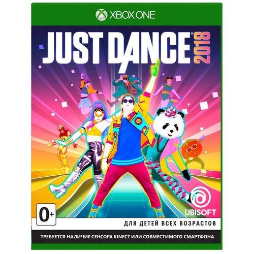 Игра для Xbox ONE Just Dance 2018 полностью на русском языке