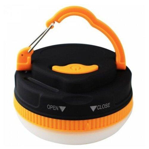 Кемпинговый фонарь Tramp TRA-185 чёрный/оранжевый