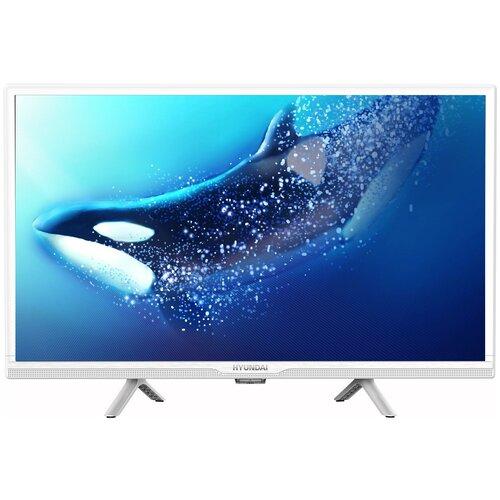 """Телевизор Hyundai H-LED24FS5020 24"""" белый"""