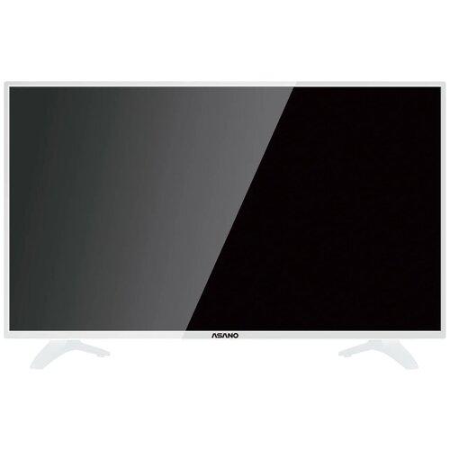 Фото - Телевизор Asano 32LF7111T 32 (2020), белый телевизор asano 75lu9012s 75 2020 серебристый