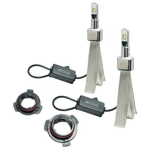Лампа автомобильная светодиодная, Optima LED COBALT New, HB3, 5500K, комплект 2 лампы