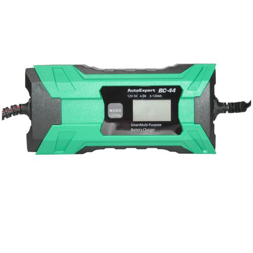 Фото - Зарядное устройство AutoExpert BC-44 зеленый зарядное устройство autoexpert bc 65