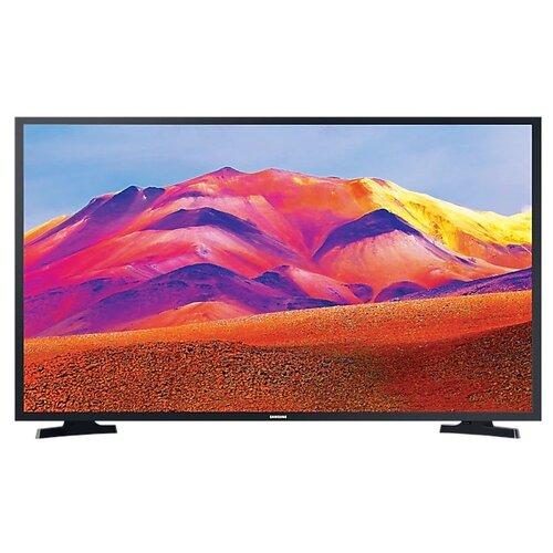 Фото - Телевизор Samsung UE43T5272AU 43 (2020), черный телевизор samsung ue43au7570u 43 titan gray