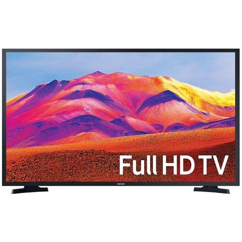 Фото - Телевизор Samsung UE43T5300AU 43 (2020), черный телевизор samsung ue43n5500auxru черный