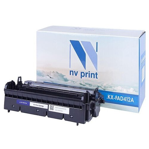 Фото - Фотобарабан NV Print NV-KXFAD412A фотобарабан nv print 013r00589 du
