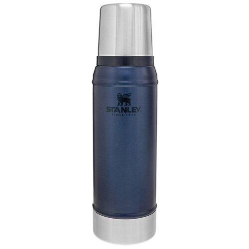 Классический термос STANLEY Classic, 0.75 л синий