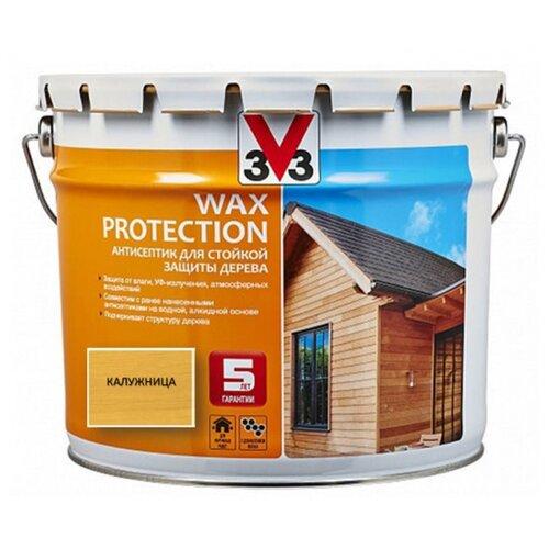 V33 Wax Protection калужница 9 л