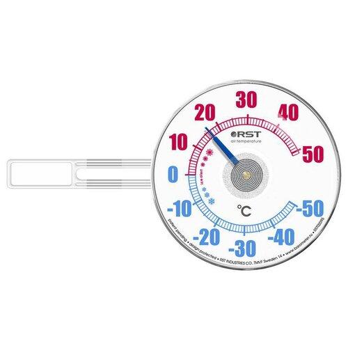 Термометр RST 02095 белый недорого