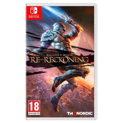 Игра для Nintendo Switch Kingdoms of Amalur: Re-Reckoning, русские субтитры