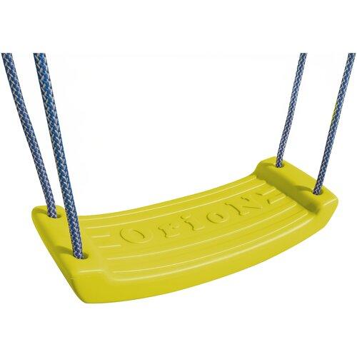 Фото - Orion Toys Качели-Б, желтый качели orion toys подвесные ор757в2