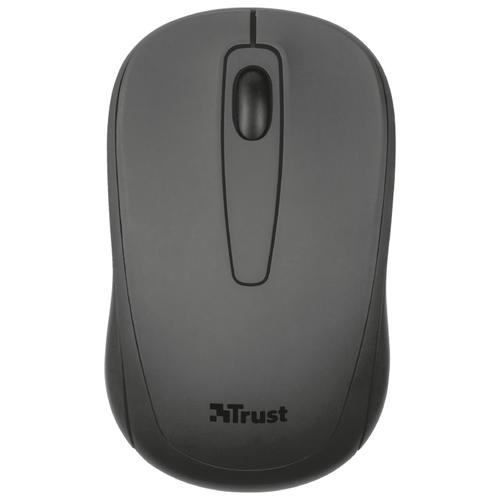 Беспроводная мышь Trust Ziva Wireless Compact, черный