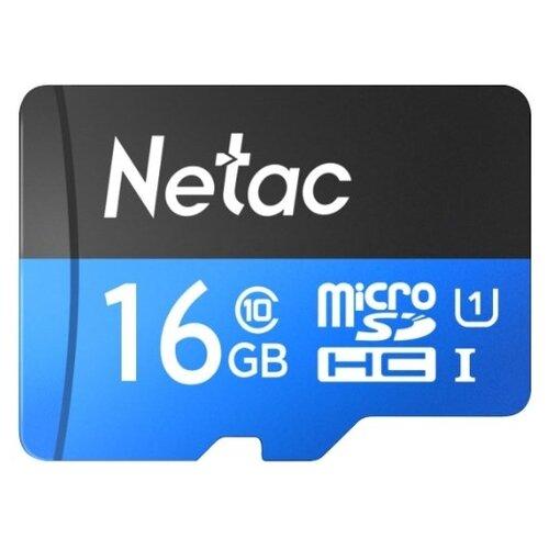 Фото - Карта памяти Netac NT02P500STN-016G-R карта памяти netac nt02p500stn 016g s