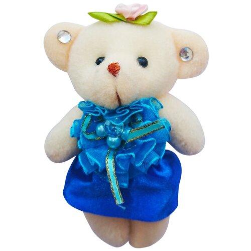 Набор мягких игрушек Color Kit Мишка в синем 5 шт. NM016