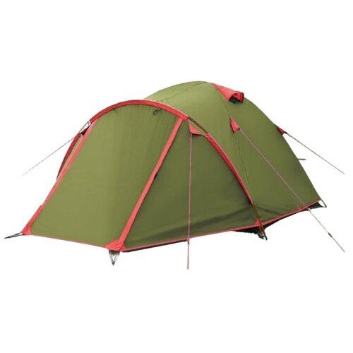 Палатка Tramp Lite Camp 2 (зелёный) палатка tramp lite twister 3