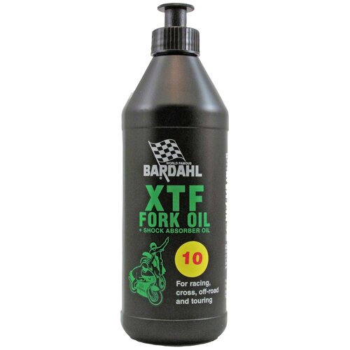 Масло вилочное XTF Fork Special Oil 10 500мл 56525, шт