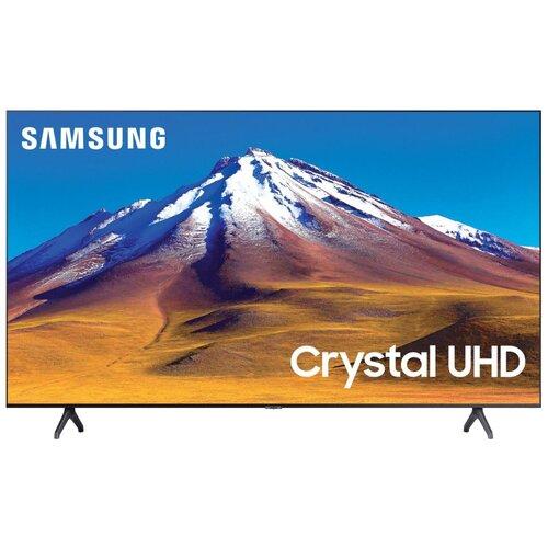 "Телевизор Samsung UE70TU7090U 70"" (2020) titan gray"