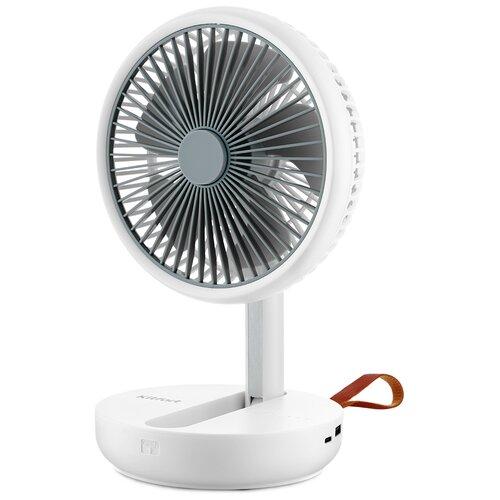 Портативный вентилятор Kitfort KT-403, белый
