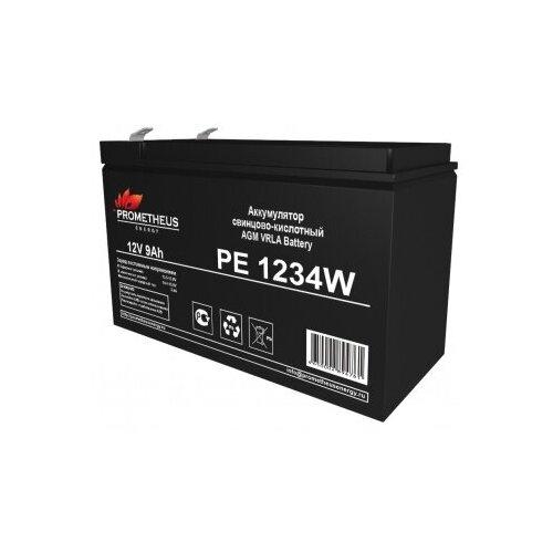 Аккумуляторная батарея Prometheus energy PE 1234W 9Ah 12V
