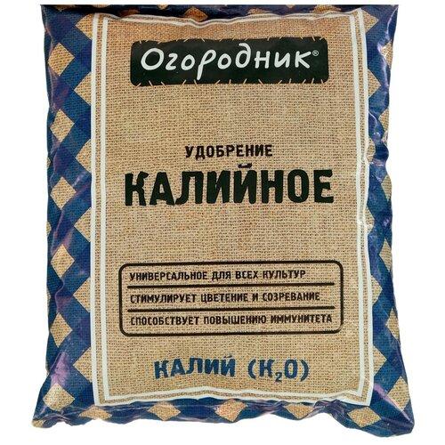 Удобрение Огородник® Калийное, 0.7 кг