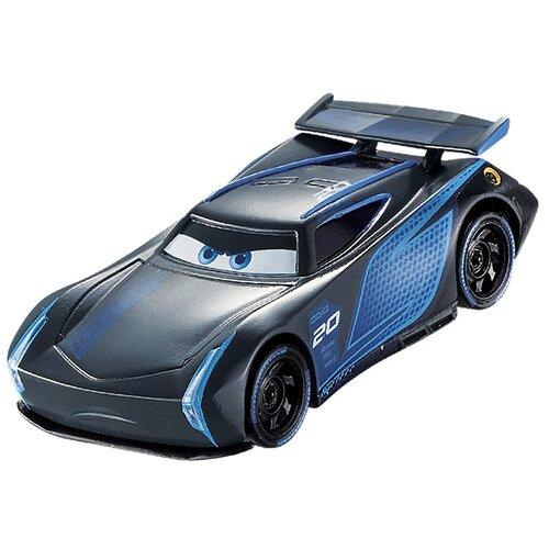 Фото - Легковой автомобиль Mattel Cars Jackson Storm (GNY94/GNY99), черный/голубой легковой автомобиль mattel